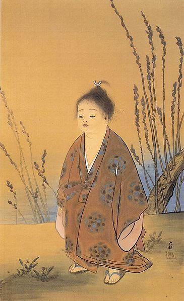 Ёкояма Тайкан (Yokoyama Taikan) 6