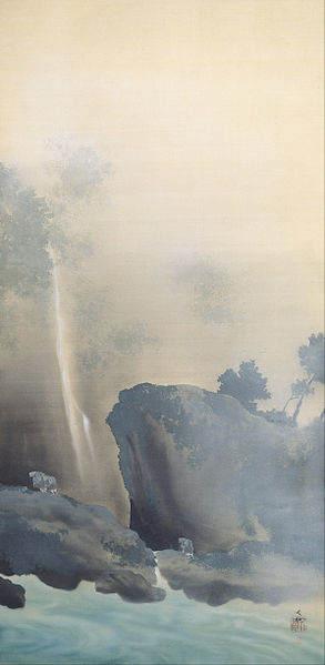 Ёкояма Тайкан (Yokoyama Taikan) 8