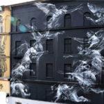 Призрачный стрит арт Ли-Хилла (Li-Hill)