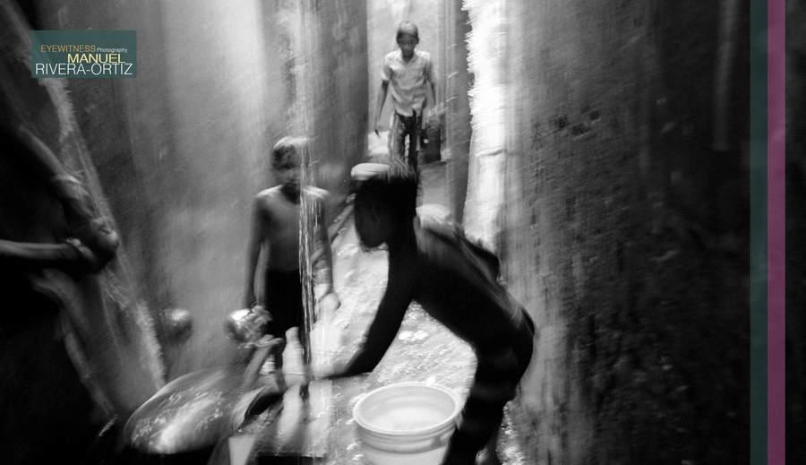 Пуэрториканский фотограф-документалист Мануэль Ривера-Ортис (Manuel Rivera-Ortiz) 11