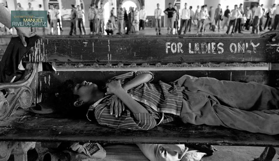 Пуэрториканский фотограф-документалист Мануэль Ривера-Ортис (Manuel Rivera-Ortiz)