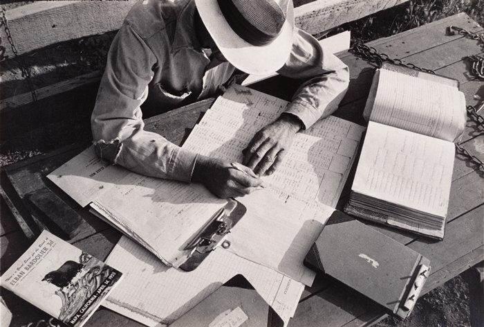Американский фотограф документалист Паркл Джонс (Pirkle Jones) 13