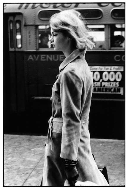 Британский модный фотограф Дэвид Бейли Ройстон (David Royston Bailey) 14