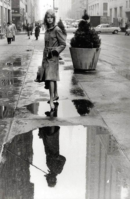 Британский модный фотограф Дэвид Бейли Ройстон (David Royston Bailey) 15
