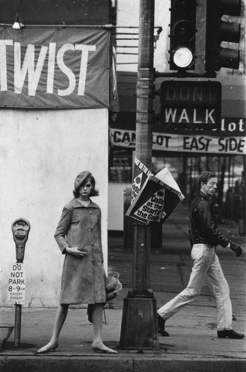 Британский модный фотограф Дэвид Бейли Ройстон (David Royston Bailey) 16