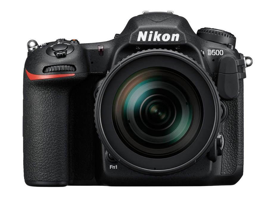 Долгожданный выход Nikon D500 — лучшего фотоаппарата DX-формата