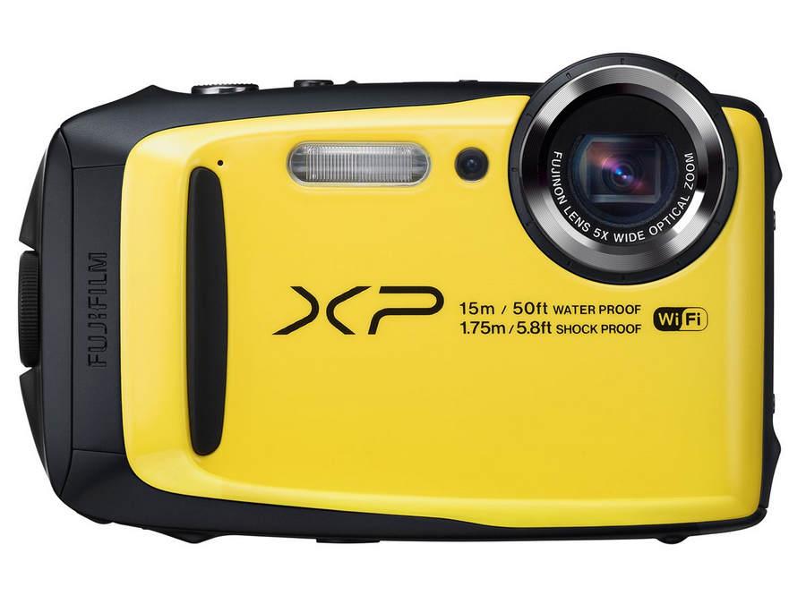 Доступный и невероятно прочный компактный фотоаппарат Fujifilm FinePix XP90