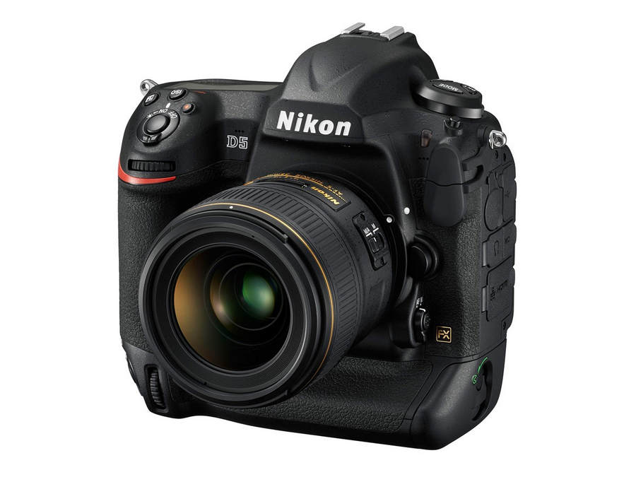 Полнокадровый фотоаппарат Nikon D5