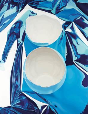 Зеркальные скульптуры Джеффри Кунса (Jeff Koons) 12