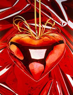 Зеркальные скульптуры Джеффри Кунса (Jeff Koons) 13