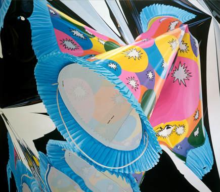 Зеркальные скульптуры Джеффри Кунса (Jeff Koons) 14