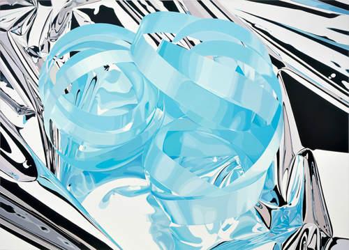 Зеркальные скульптуры Джеффри Кунса (Jeff Koons) 16