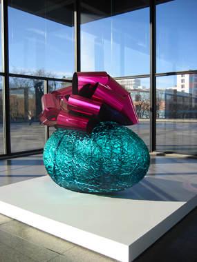 Зеркальные скульптуры Джеффри Кунса (Jeff Koons) 19