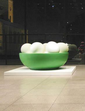 Зеркальные скульптуры Джеффри Кунса (Jeff Koons) 20