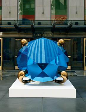 Зеркальные скульптуры Джеффри Кунса (Jeff Koons) 24