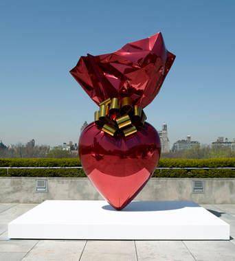 Зеркальные скульптуры Джеффри Кунса (Jeff Koons) 28