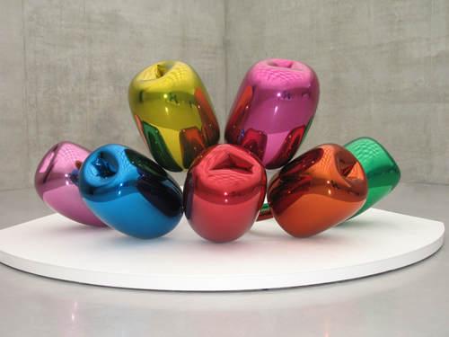 Зеркальные скульптуры Джеффри Кунса (Jeff Koons) 29