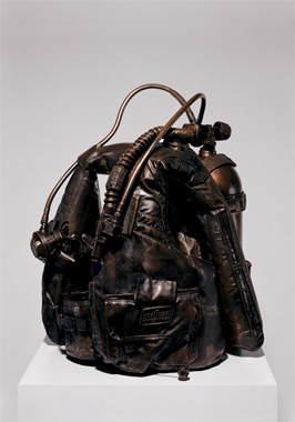 Зеркальные скульптуры Джеффри Кунса (Jeff Koons) 3