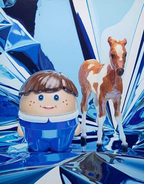 Зеркальные скульптуры Джеффри Кунса (Jeff Koons) 5