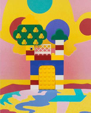 Зеркальные скульптуры Джеффри Кунса (Jeff Koons) 8