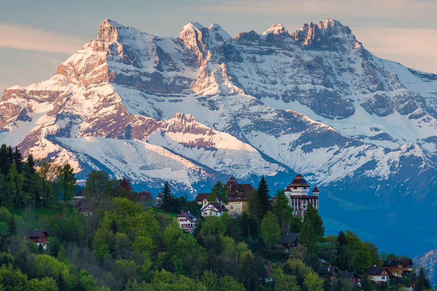 Альпы. 15 мест, которые нужно посетить, прежде чем они исчезнут
