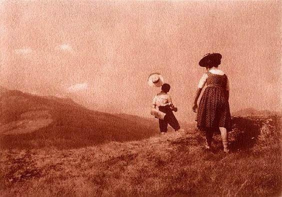 Пионер художественной фотографии Генрих Кюн (Heinrich Kuhn) 13