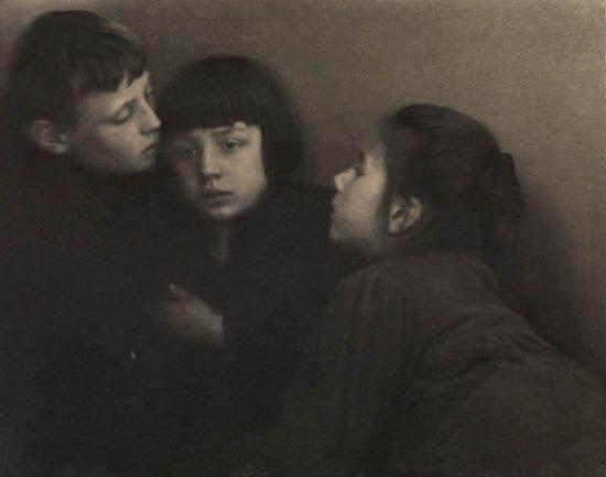 Пионер художественной фотографии Генрих Кюн (Heinrich Kuhn) 17