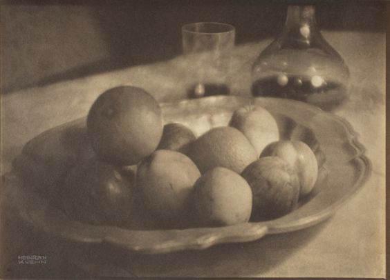 Пионер художественной фотографии Генрих Кюн (Heinrich Kuhn) 2