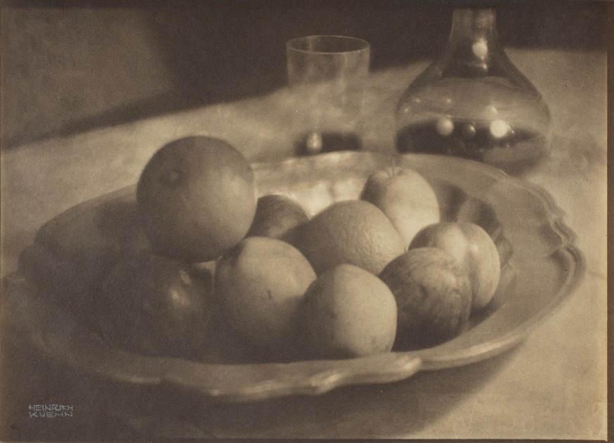 Пионер художественной фотографии Генрих Кюн (Heinrich Kuhn) 21