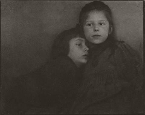 Пионер художественной фотографии Генрих Кюн (Heinrich Kuhn) 25