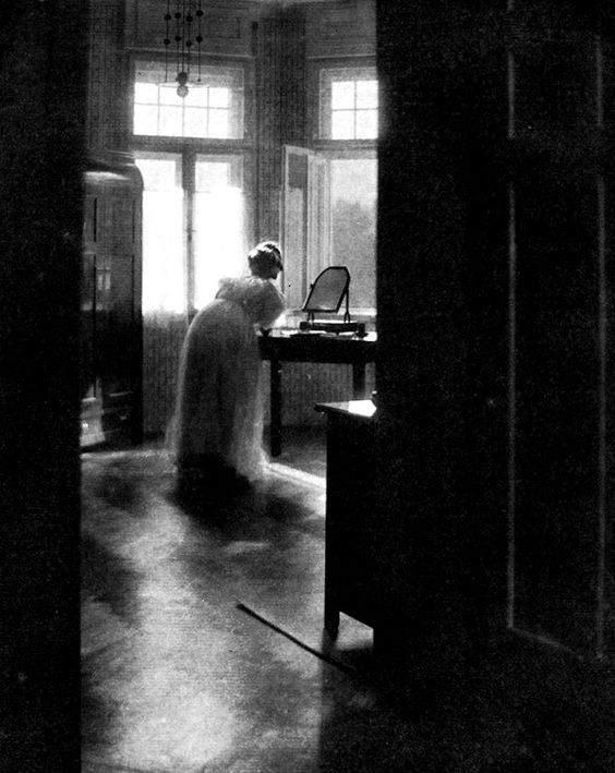 Пионер художественной фотографии Генрих Кюн (Heinrich Kuhn) 7