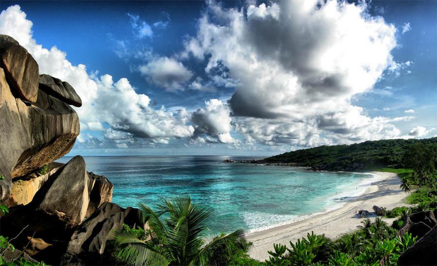 Прно на необитаемом острове 12 фотография