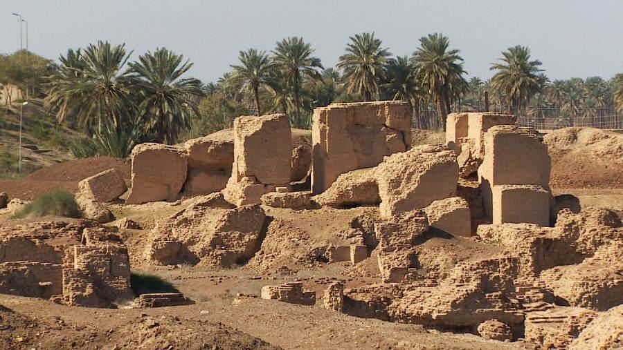 Вавилон. 15 мест, которые нужно посетить, прежде чем они исчезнут