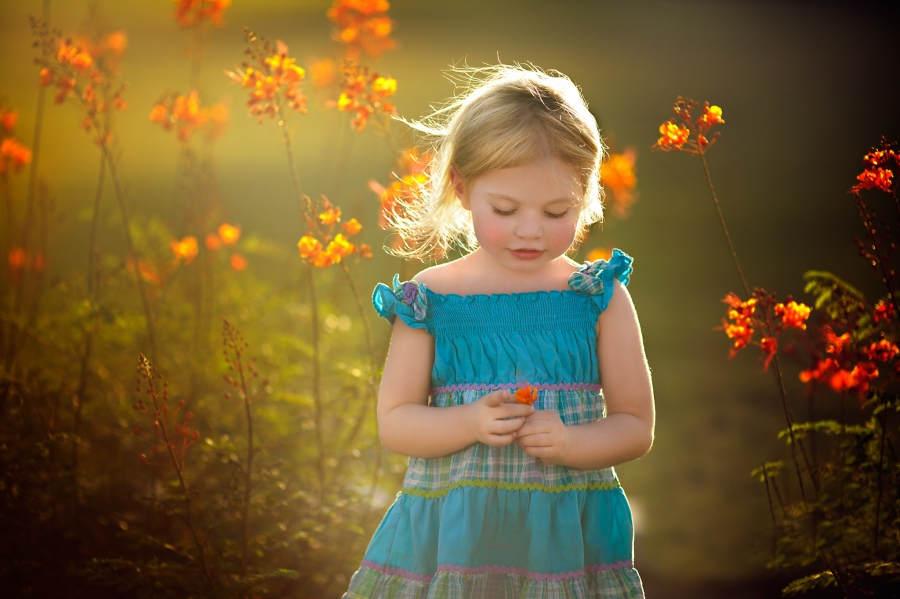 Детская фотосессия или как фотографировать детей 3