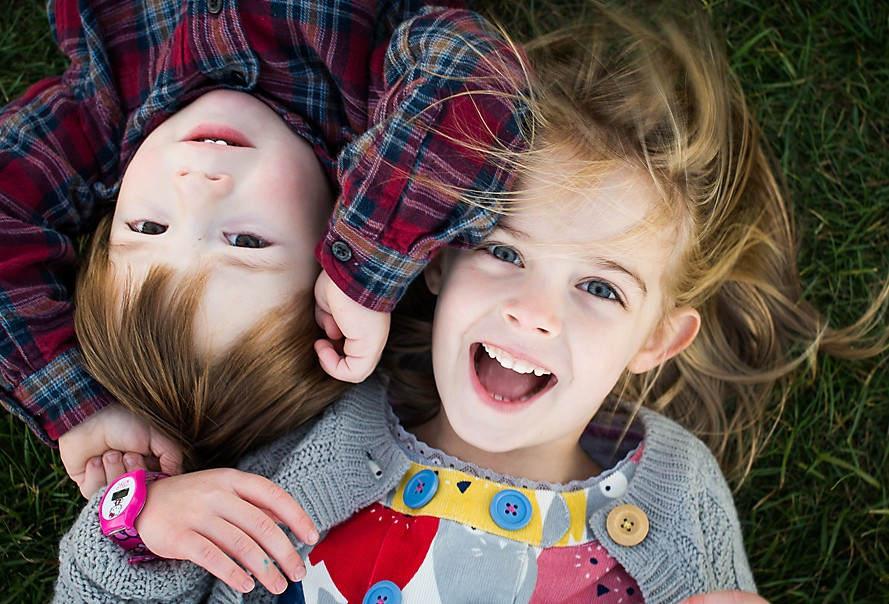 Детская фотосессия или как фотографировать детей