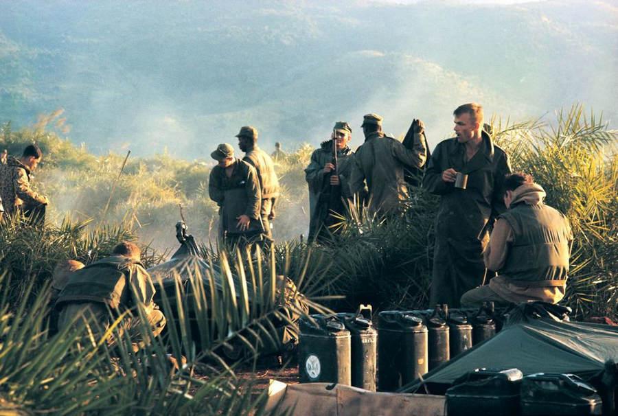 Вьетнамская война Тим Пэйдж (Tim Page) 10