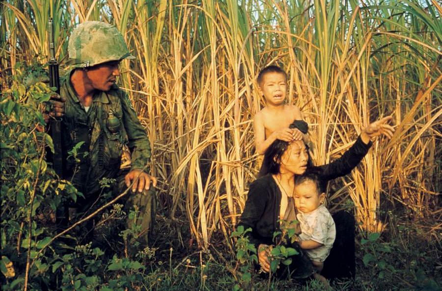 Вьетнамская война Тим Пэйдж (Tim Page) 11