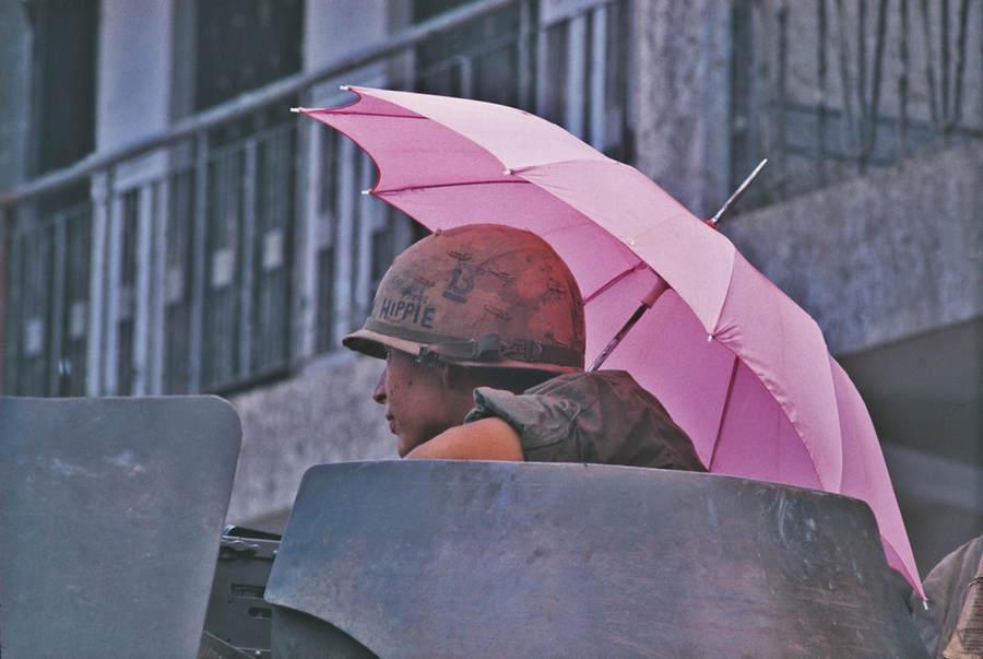 Вьетнамская война Тим Пэйдж (Tim Page) 13