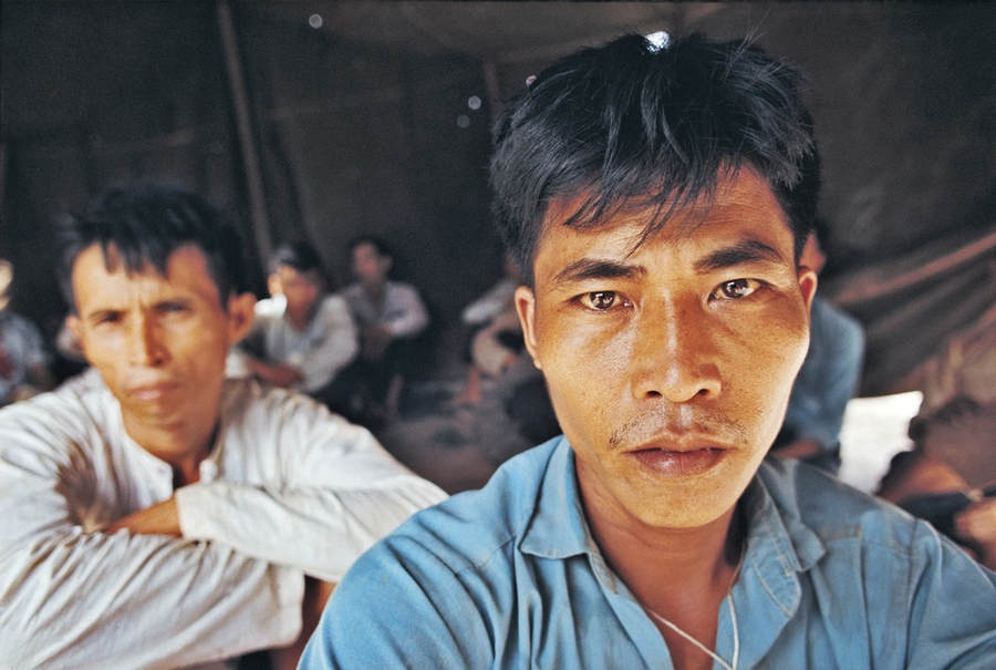 Вьетнамская война Тим Пэйдж (Tim Page) 15