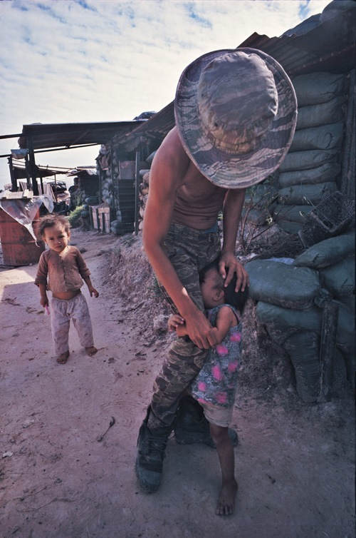 Вьетнамская война Тим Пэйдж (Tim Page) 17