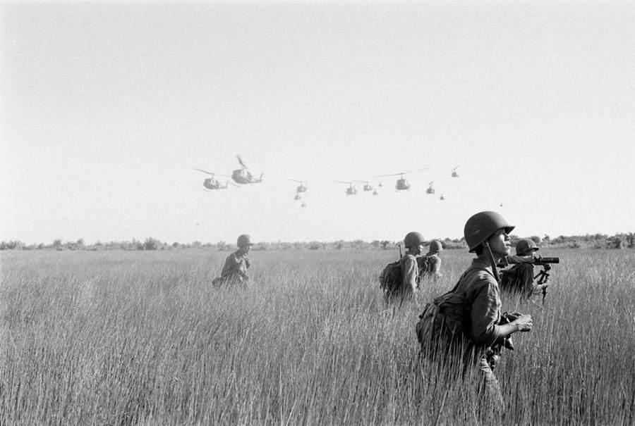 Вьетнамская война Тим Пэйдж (Tim Page) 2