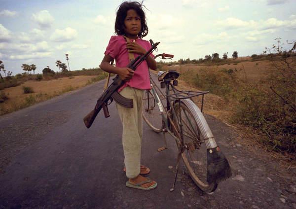 Вьетнамская война Тим Пэйдж (Tim Page) 21