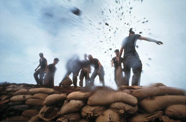 Вьетнамская война Тим Пэйдж (Tim Page) 23