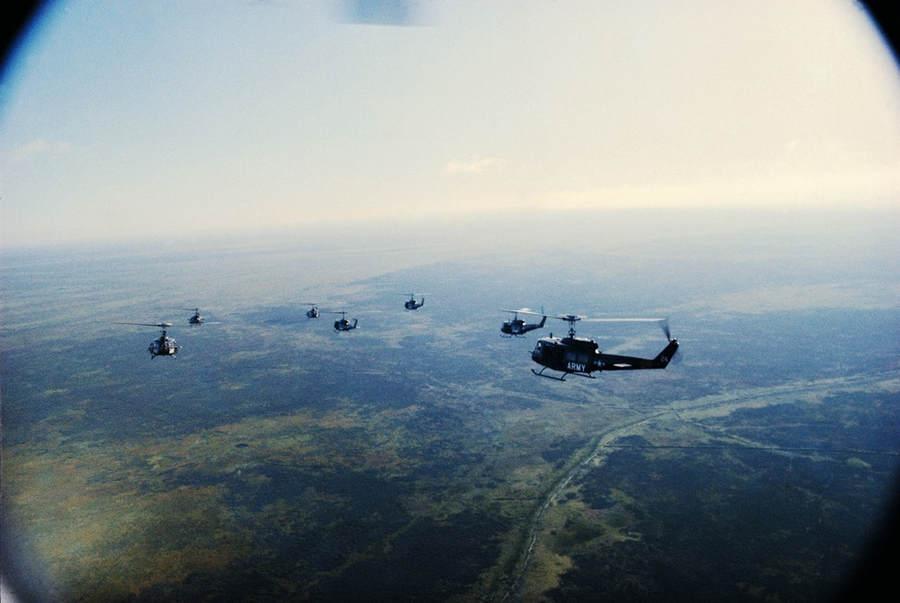 Вьетнамская война Тим Пэйдж (Tim Page) 3