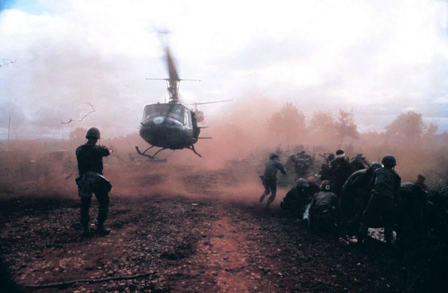 Вьетнамская война Тим Пэйдж (Tim Page) 4