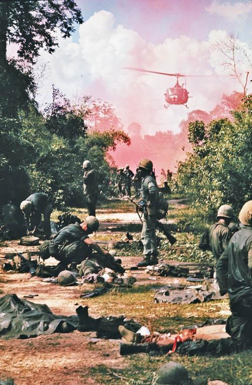 Вьетнамская война Тим Пэйдж (Tim Page) 6