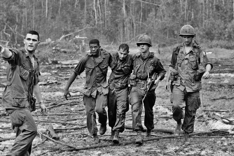 Вьетнамская война Тим Пэйдж (Tim Page) 8