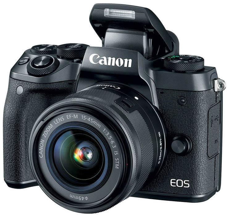Что стоит знать о Canon EOS M5