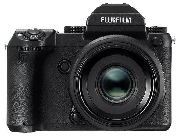 Новинки Photokina 2016 Fujifilm GFX 50S