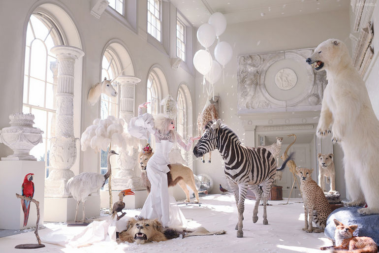 Серия Surreal Fashion от Miss Aniela